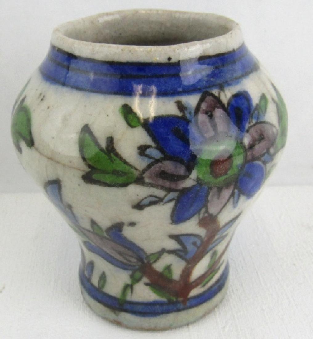 17th Century Enameled Porcelain Wucai Jar
