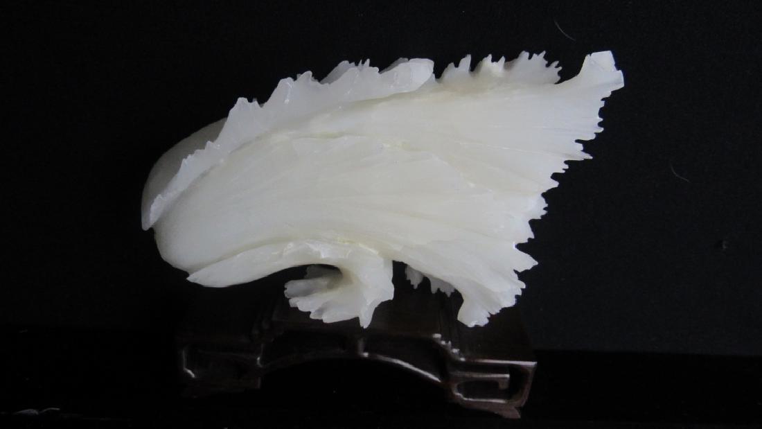 Chinese White Jade of Napa