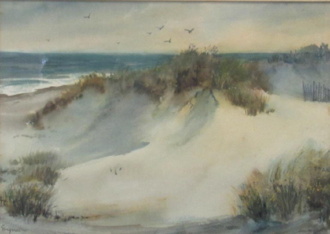 Painting of Seascape