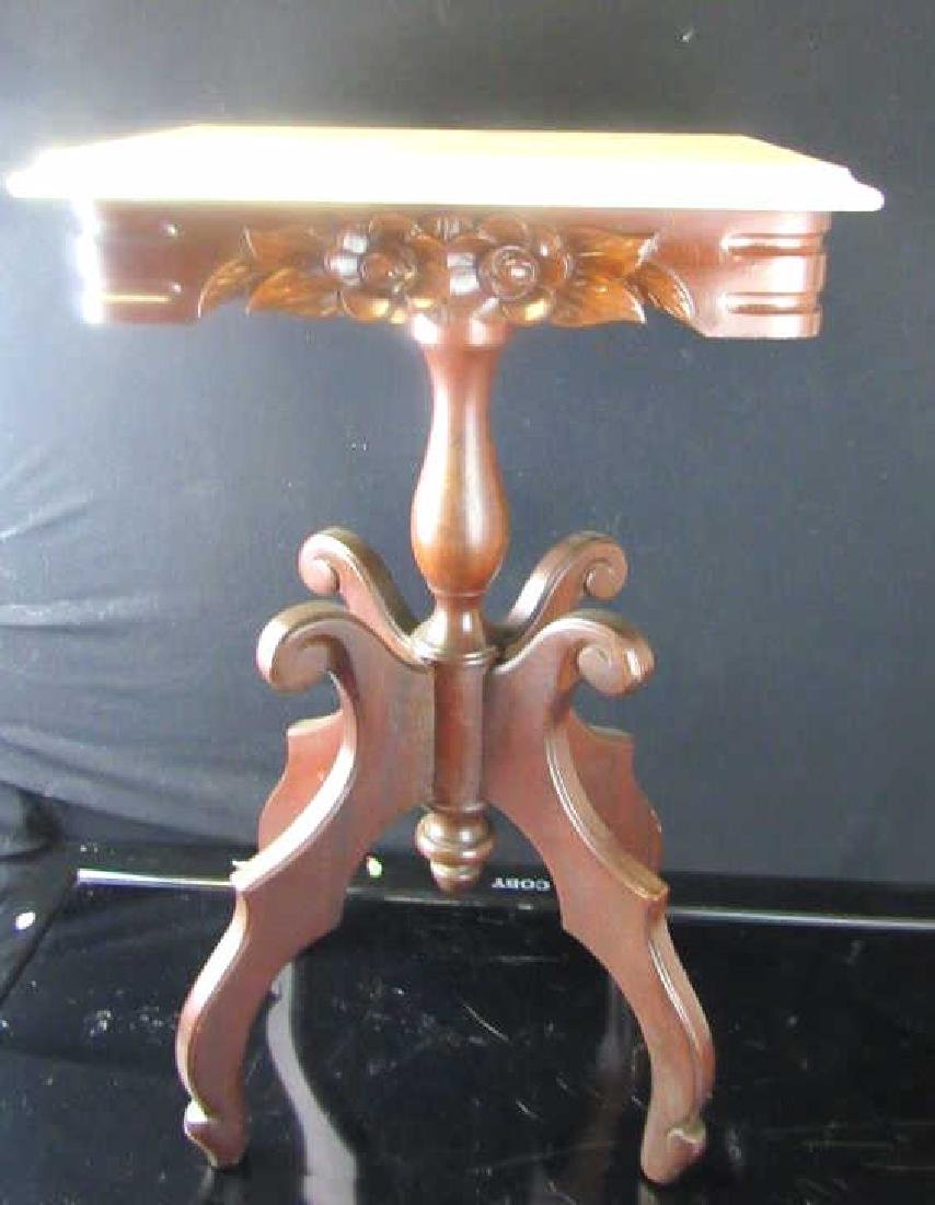 Vintage Italian Marble Top Table