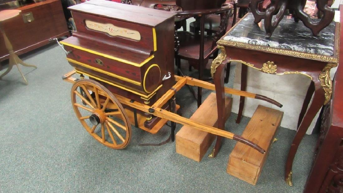 Music Box Wagon
