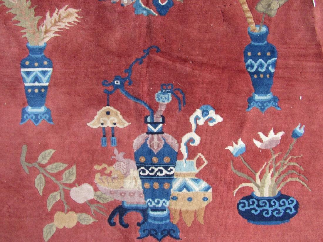 Beautiful Fine Wool Oriental Carpet