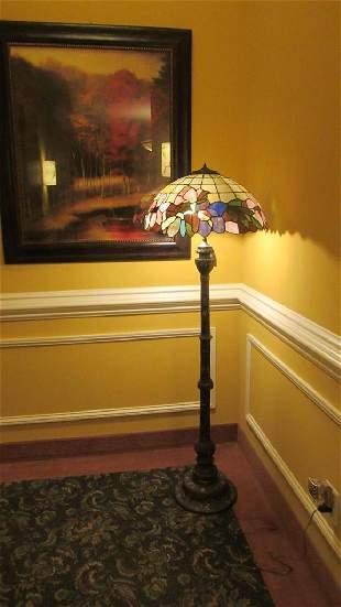 Victorian Style Floor Lamp