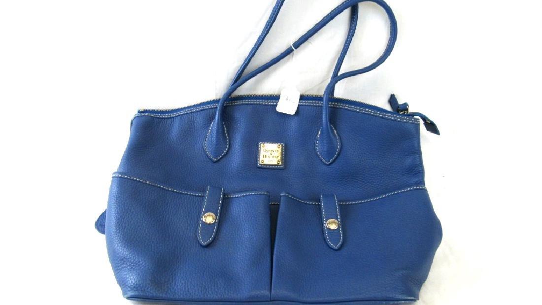 A Limited Dooney & Bourke Leather Handbag - 2