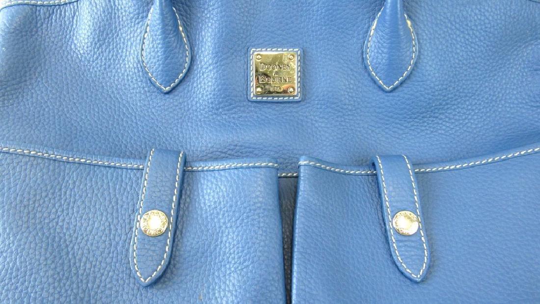 A Limited Dooney & Bourke Leather Handbag - 3