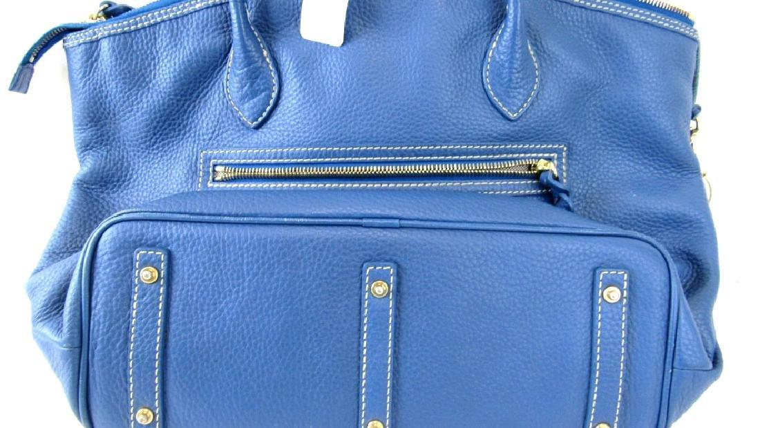 A Limited Dooney & Bourke Leather Handbag - 4