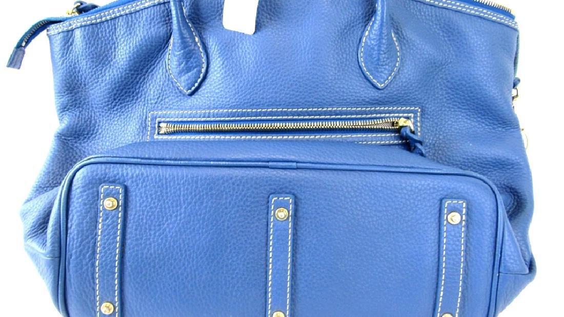 A Limited Dooney & Bourke Leather Handbag - 6