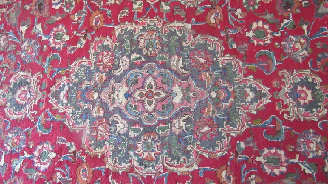 Very Beautiful Oriental Pure Wool Rug