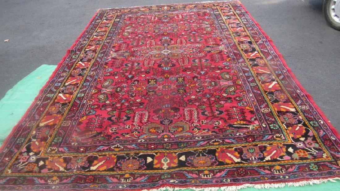 Very Beautiful Oriental Pure Wool Rug - 2