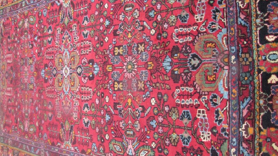 Very Beautiful Oriental Pure Wool Rug - 7