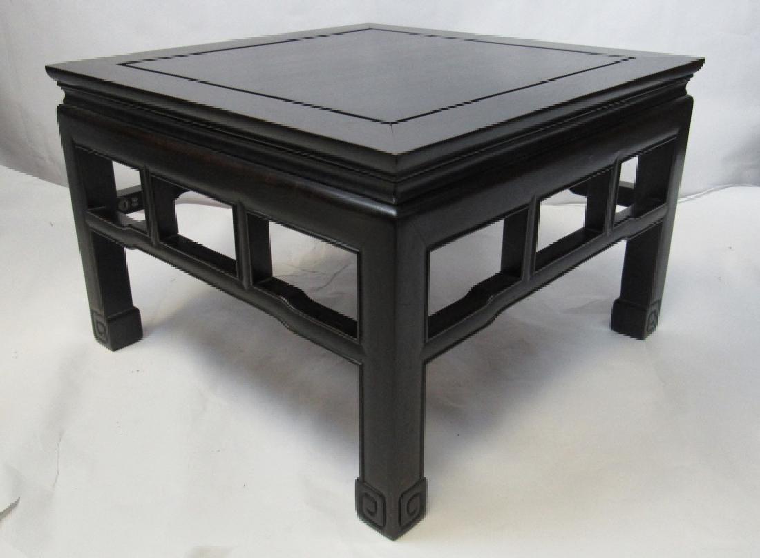 Huanghuali Wood Coffee Table - 2
