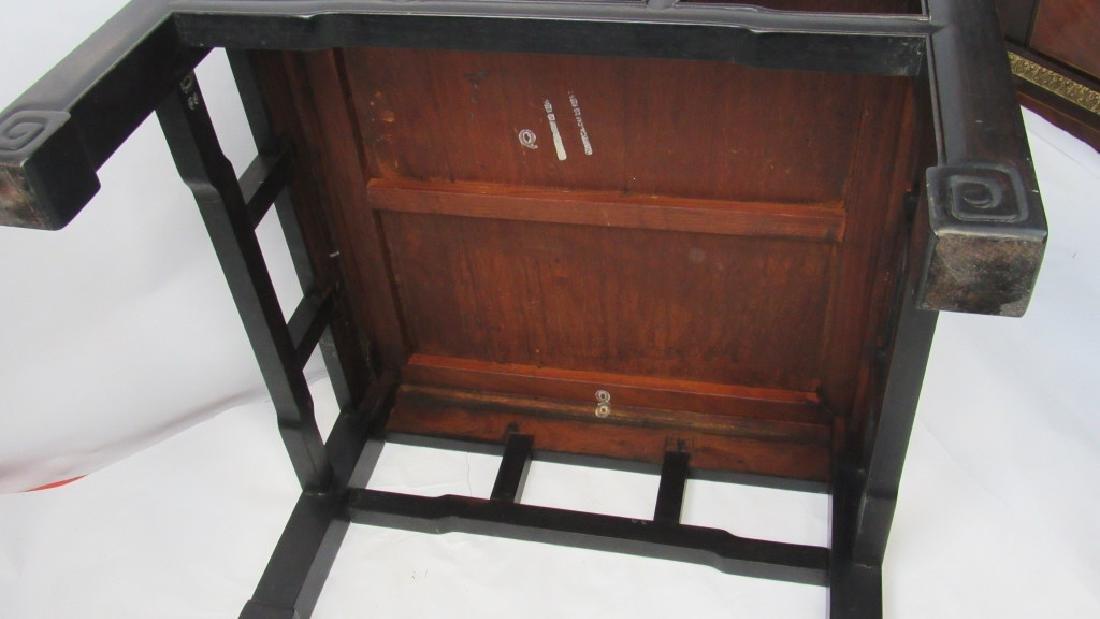 Huanghuali Wood Coffee Table - 3
