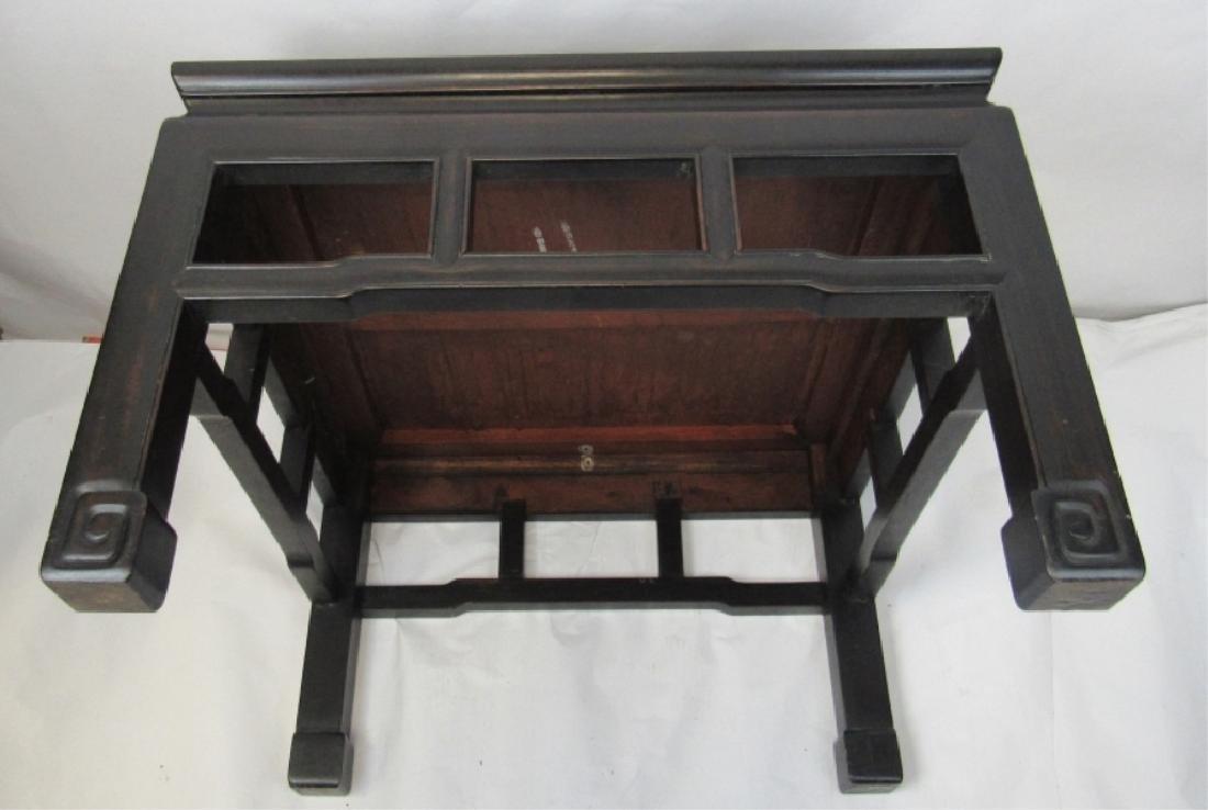 Huanghuali Wood Coffee Table - 5
