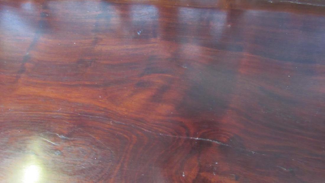 19th Century Chinese Huangua Hainan Marble Bench - 8