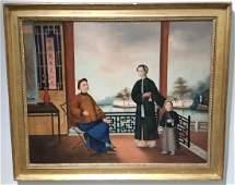 18-19th Century Qing Dynasty European style,