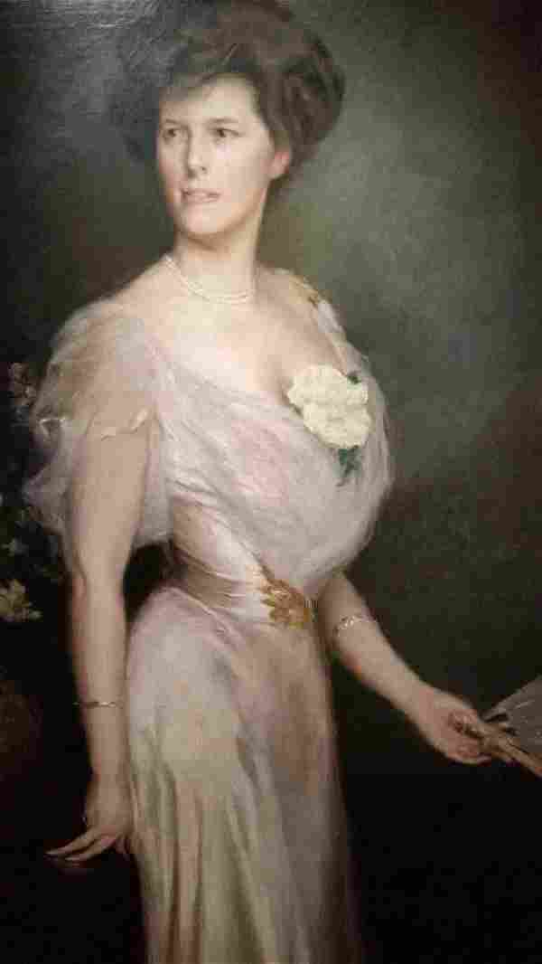 Charles-Auguste-Emile French Oil painting