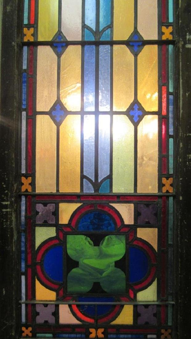 Beautiful Stained Glass Panel - 4