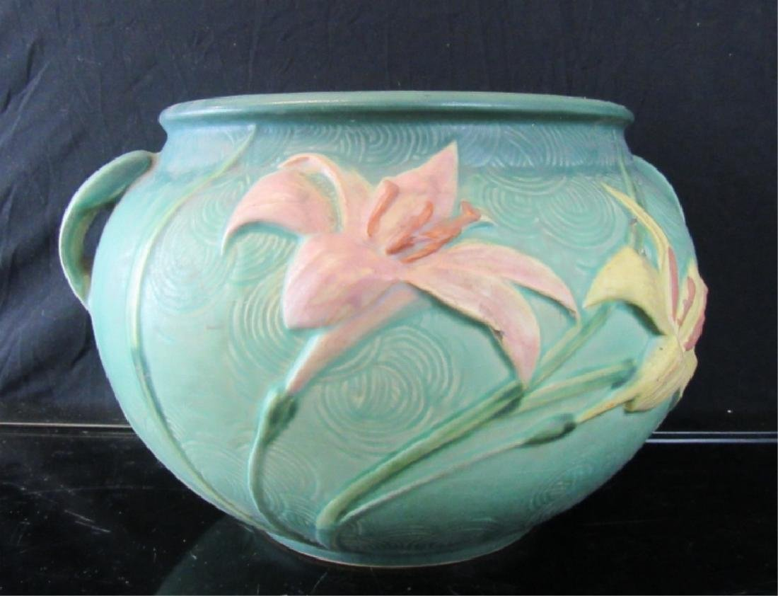 Beautiful Pottery by Roseville USA