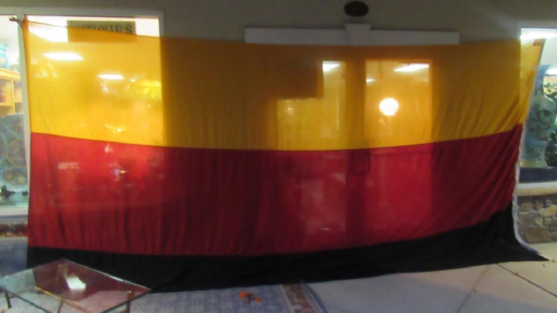 German Flag very large