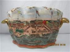 Chinese Guangzhou Export Bowl