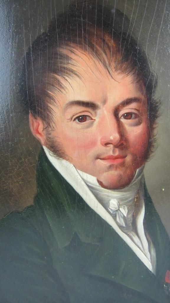 European Arts Portrait of a Man