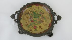 Chinese Export Footed Bowl