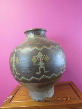Egyptian Ceramic Vase