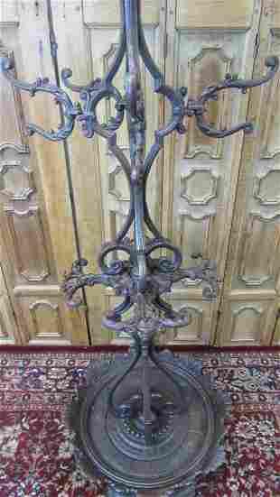 Bronze Coat Hanger
