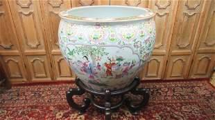 Large19th Century Fishbowl