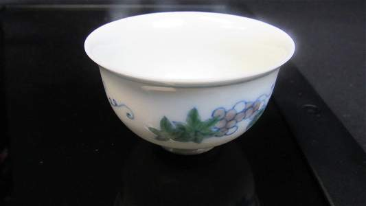 "Ming Dynasty Trademark Registration; Height: 1.5"""