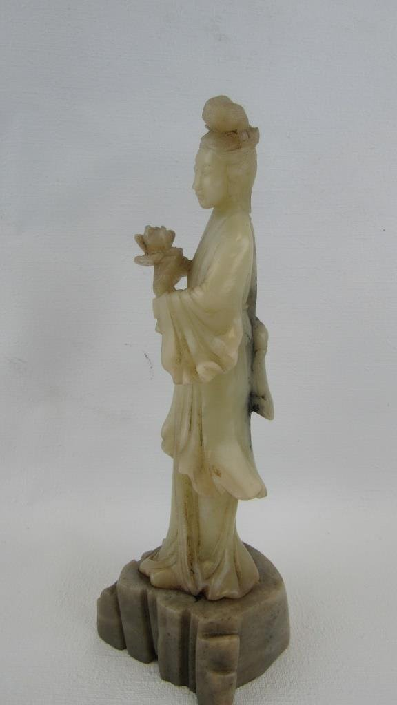 Jade Carved Figurine - 2