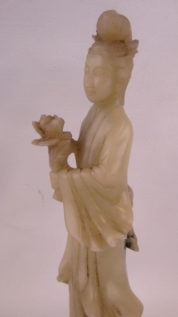 Jade Carved Figurine - 4