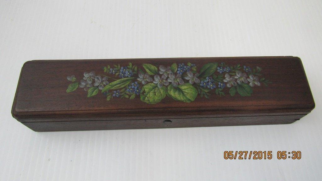 19th Century Incense Wood Fan - 2