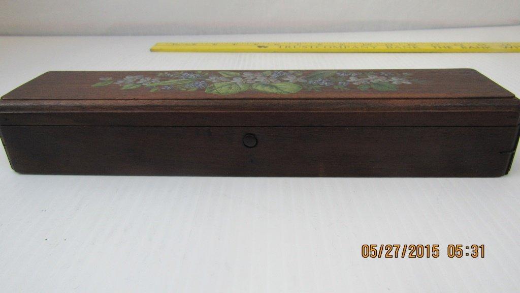 19th Century Incense Wood Fan - 3