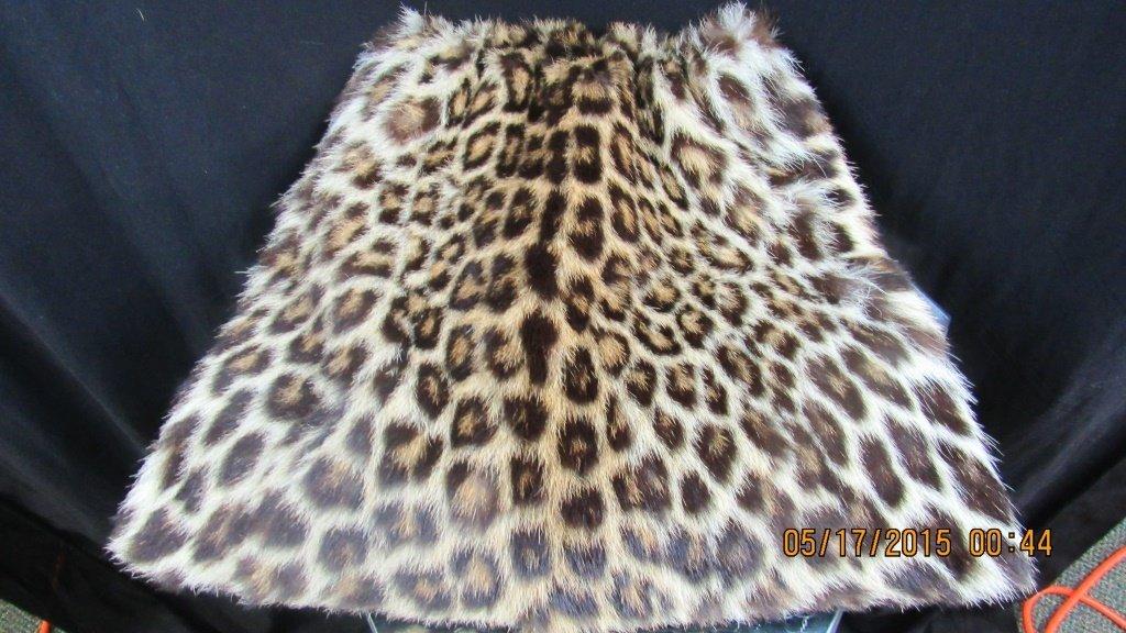 Vintage Fur Purse - 4