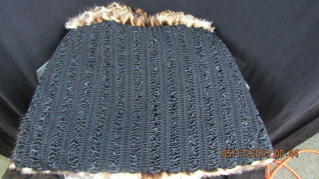 Vintage Fur Purse - 5