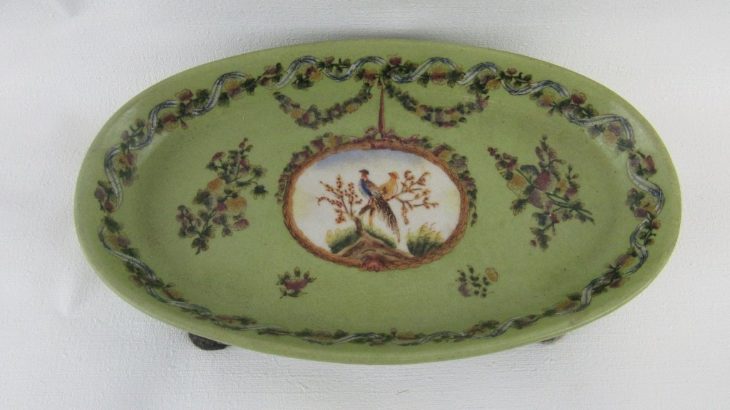 Chinese Export Footed Bowl - 2