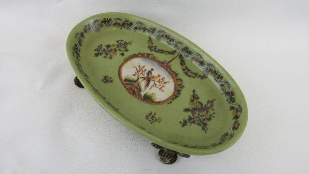 Chinese Export Footed Bowl - 3
