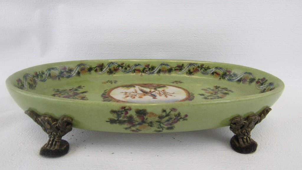 Chinese Export Footed Bowl - 6