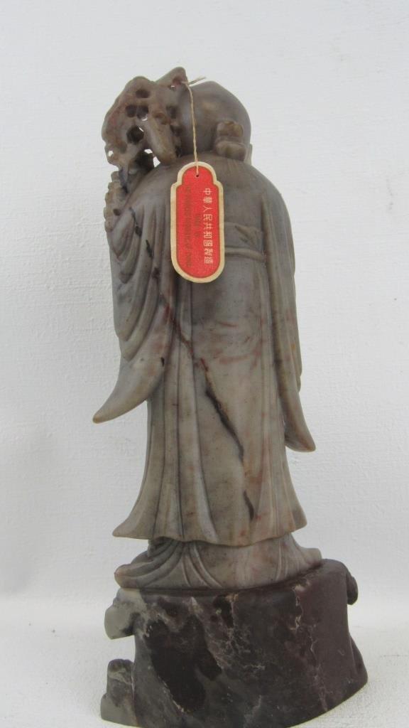 Soapstone Fortune Figurine - 4