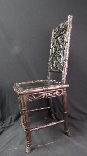 Qing dynasty HuanHuali Wood chair