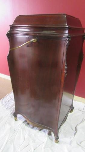 Large Cabinet Victrola