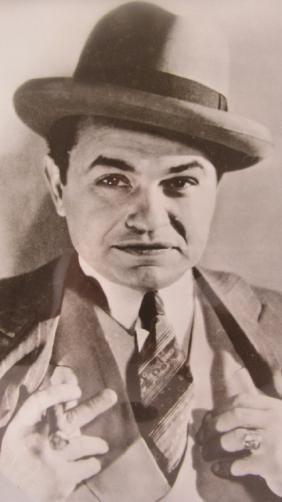 Movie Studio Stills:  Little Caesar 1931