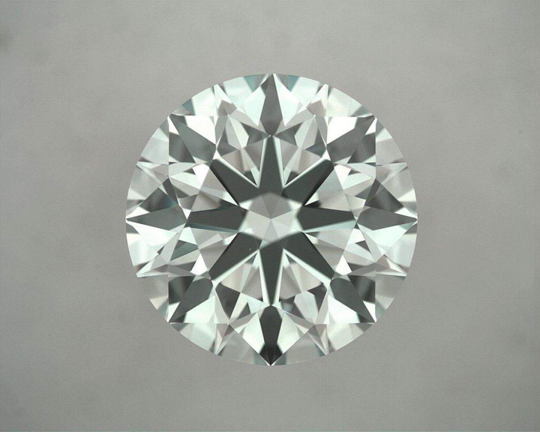 Loose Round Diamond 1.23ct. (Internally Flawless-D) GIA