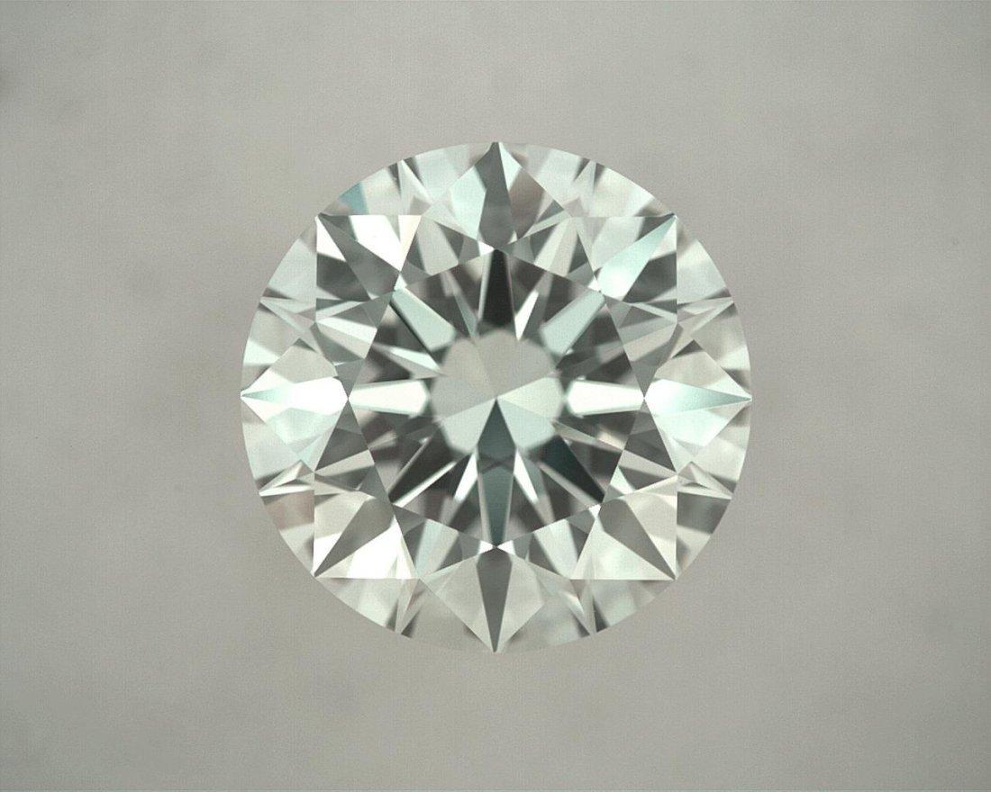 Loose Round Diamond 1.10ct. (VVS2-D) GIA