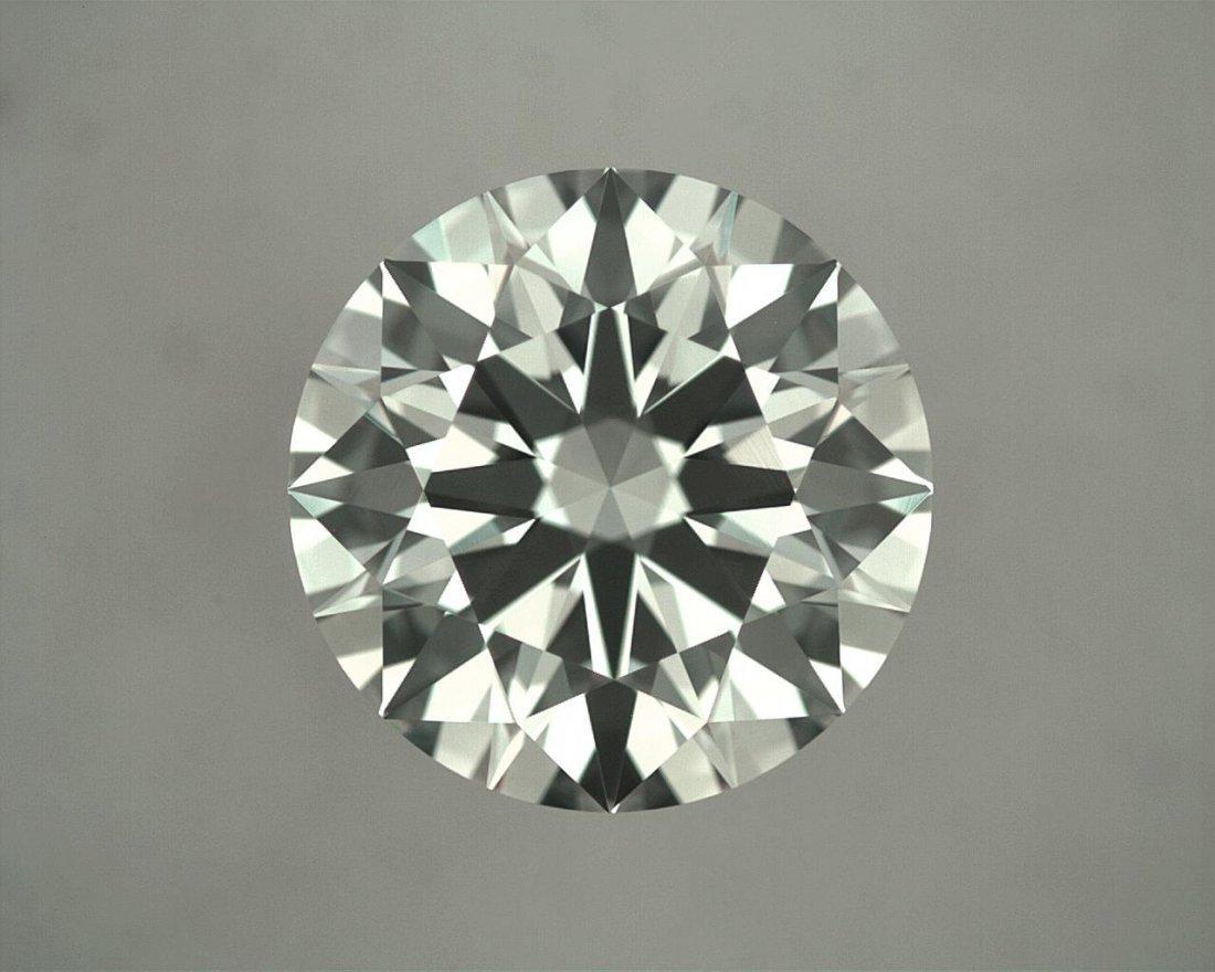Loose Round Diamond 1.11ct. (VVS2-D) GIA