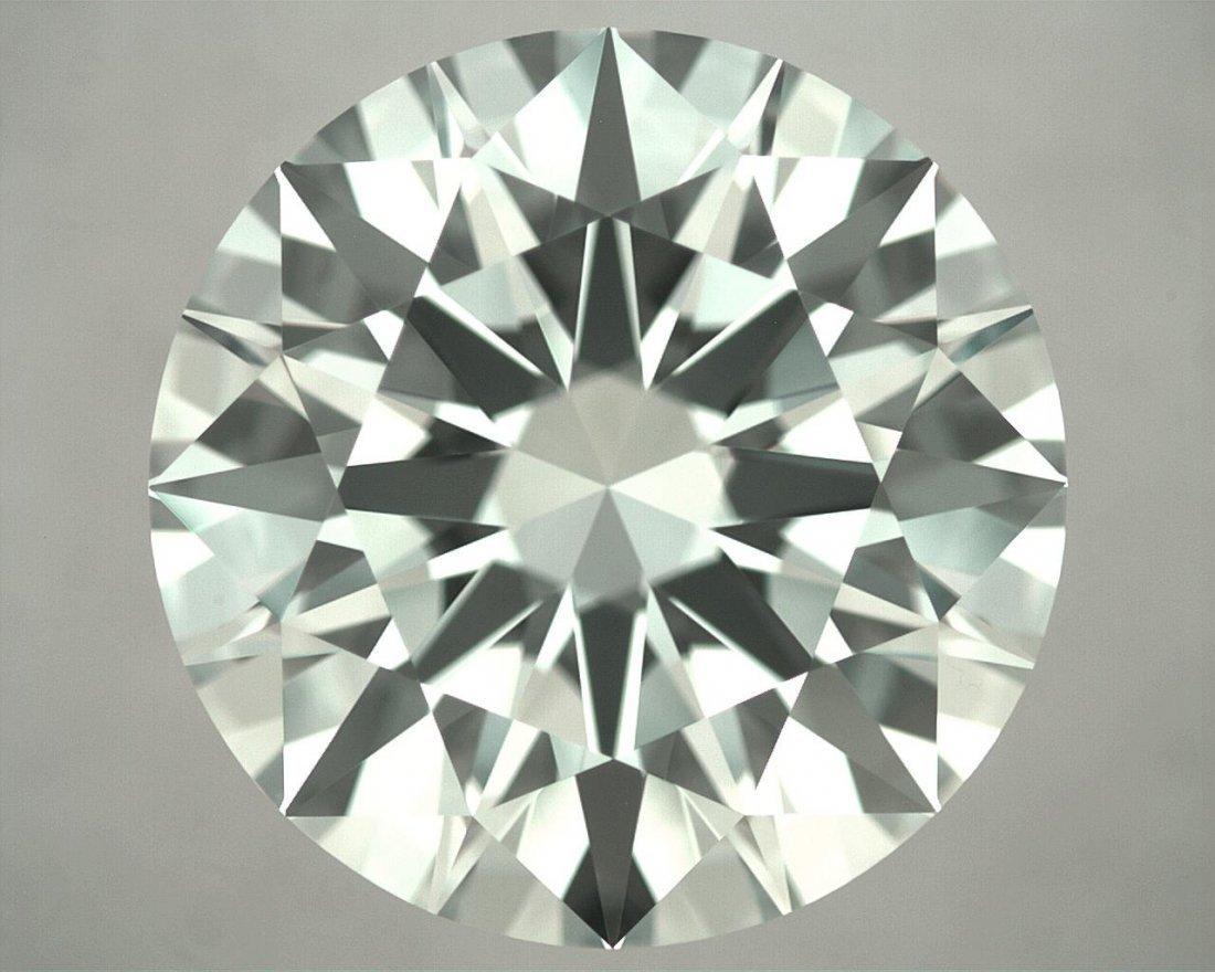 Loose Round Diamond 3.08ct. (VVS1-E) GIA