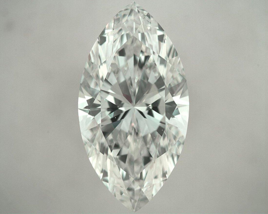 Loose Marquise Diamond 1.12ct. (VS1-F) GIA