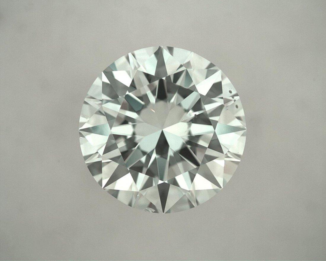 Loose Round Diamond 1.00ct (SI1- D) GIA
