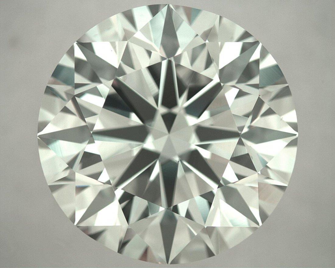 Loose Round Diamond 5.03ct (VS-1 H) GIA